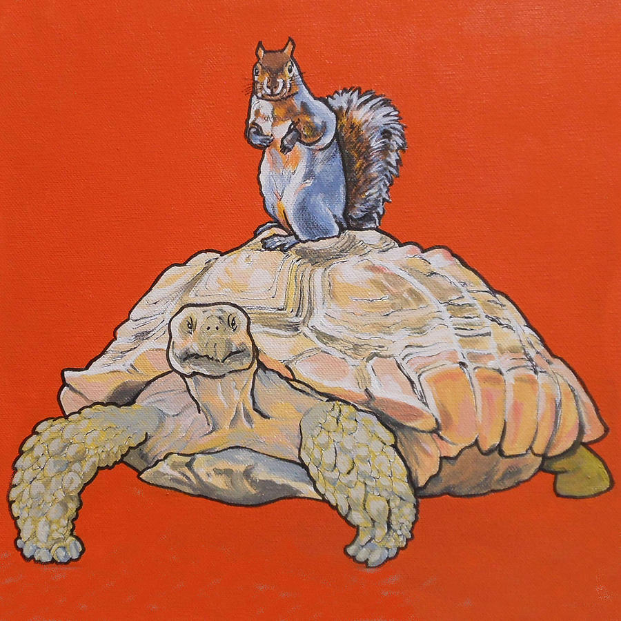 Terwilliger the Turtle by Sharon Cromwell