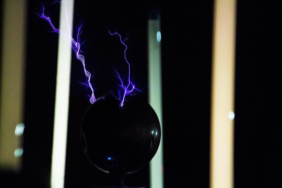 Tesla Coil 3 by Tyson Kinnison