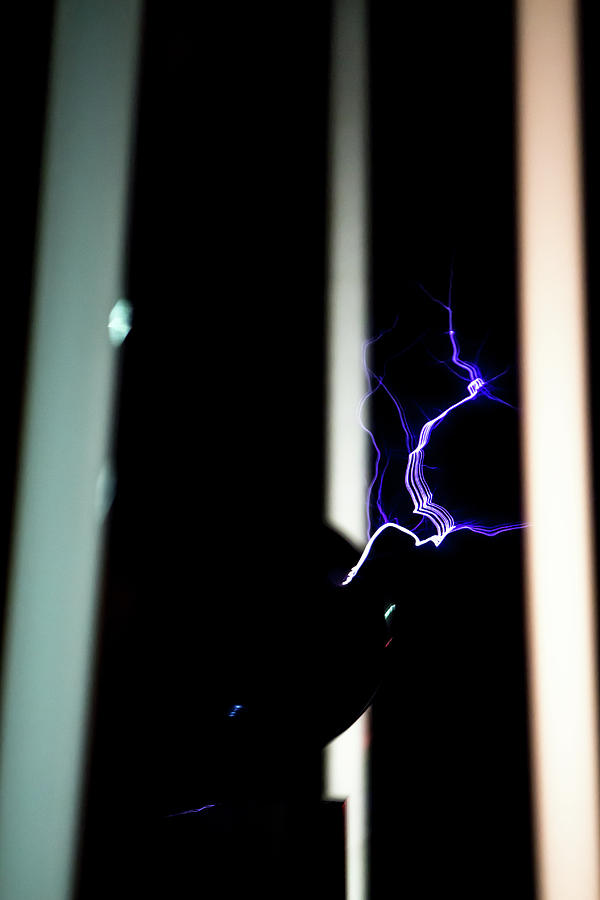 Tesla Coil Energy by Tyson Kinnison