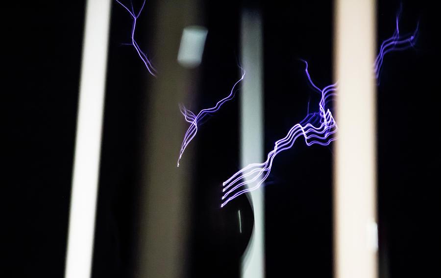 Tesla Energized by Tyson Kinnison