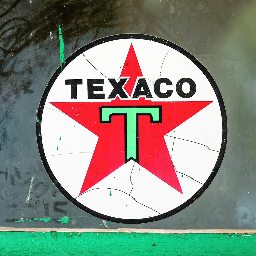 Route 66 Photograph - Texaco Star - #1 by Stephen Stookey