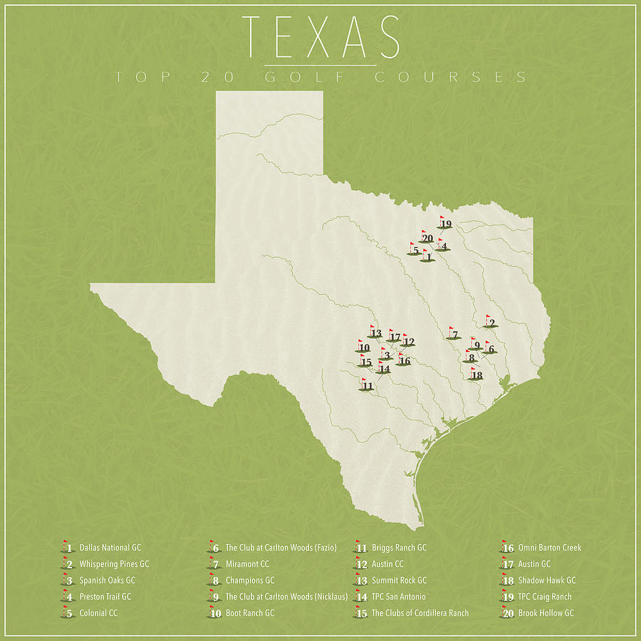 Texas Golf Courses on central ohio golf courses map, cape breton golf courses map, east texas golf courses map, manila golf courses map, montreal golf courses map, hollywood golf courses map, southwest michigan golf courses map, outer banks golf courses map, west michigan golf courses map, barbados golf courses map, seattle area golf courses map, vancouver golf courses map, calgary golf courses map, delaware golf courses map, washington golf courses map, cabo san lucas golf courses map, northeast ohio golf courses map, fort myers golf courses map, henderson golf courses map, gatlinburg golf courses map,