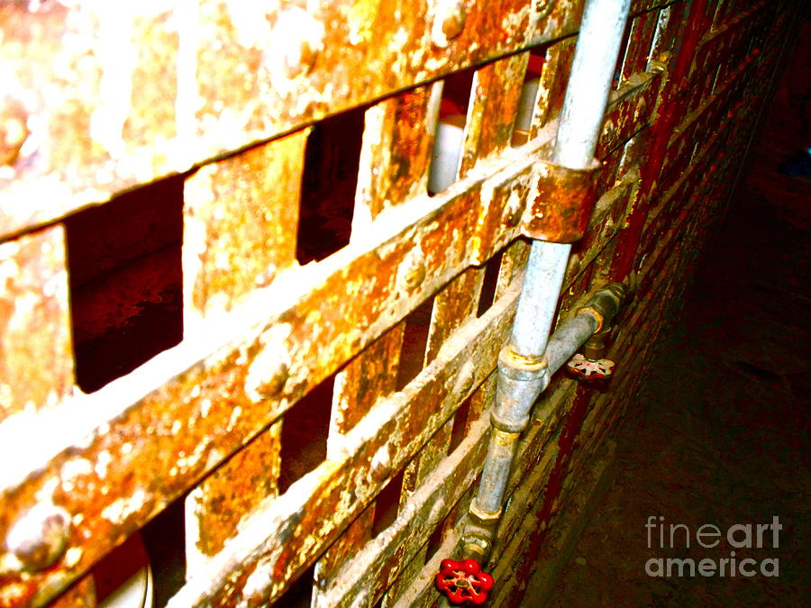 Texas Prison Photograph - Texas Prison 1 by Chuck Taylor