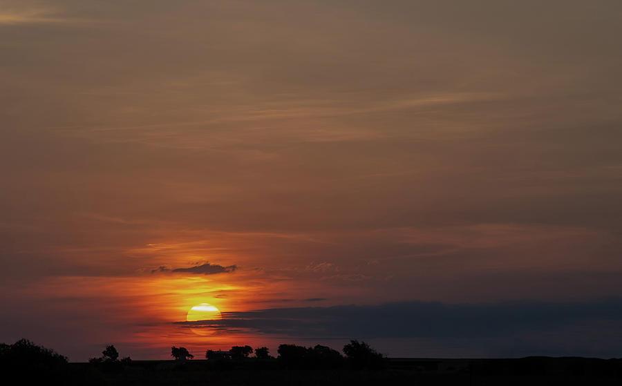 Texas Sunrise by Gaylon Yancy