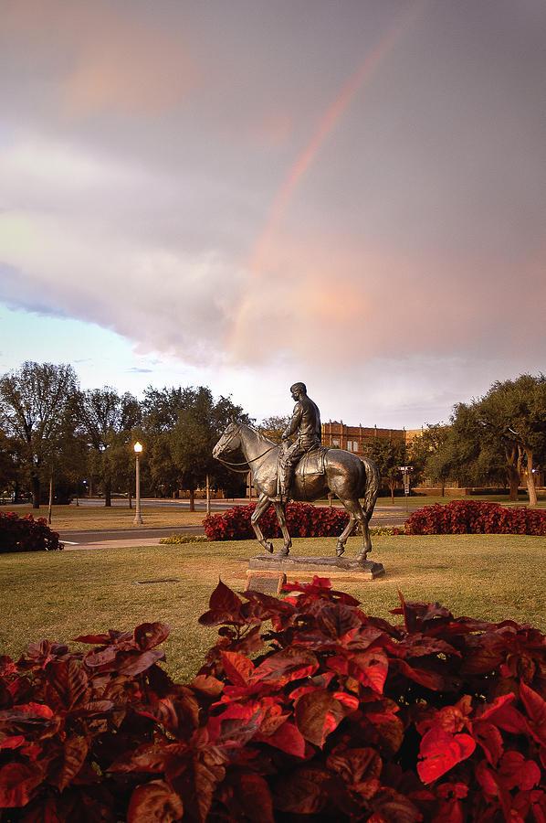 Texas Tech University Photograph - Texas Tech University by Ilker Goksen