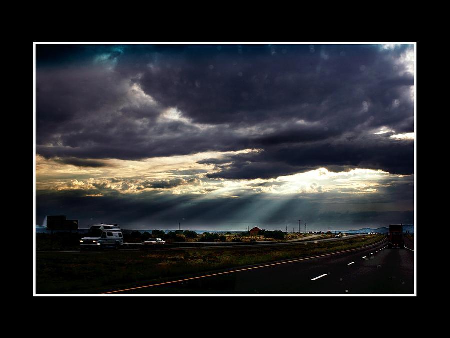 Texas Photograph - TexasSky by Richard Gordon