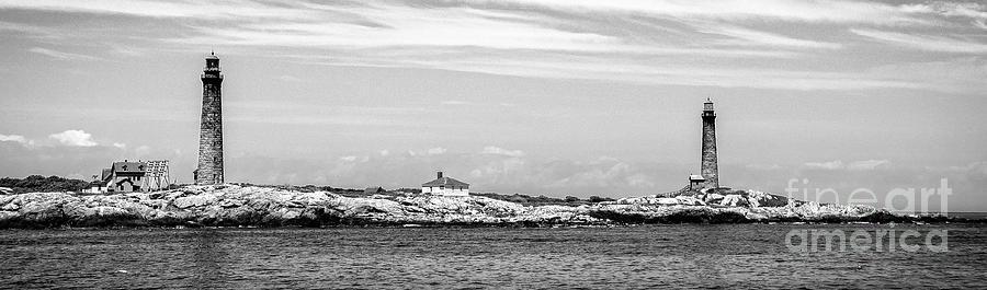 Adventure Photograph - Thacher Island by Charles Dobbs