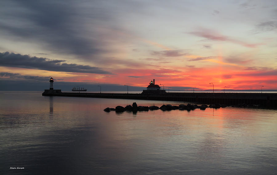 Canal Park Photograph - Thankful by Alison Gimpel