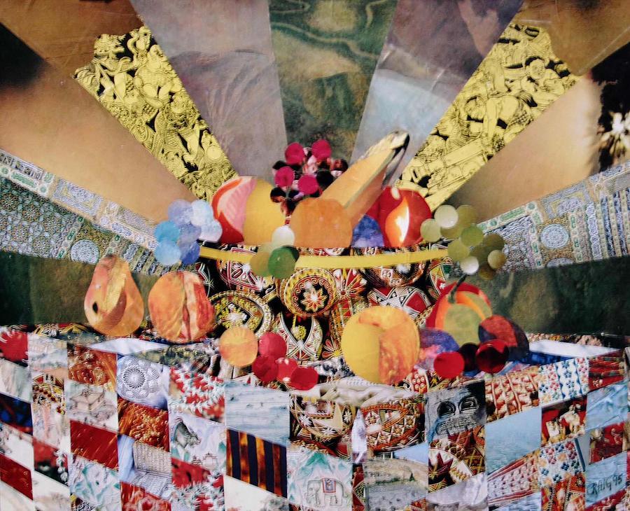 Thanksgiving Mixed Media by Bob Craig