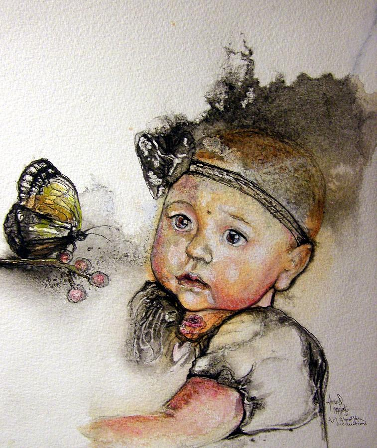 That Baby 2 commission by Anne-D Mejaki - Art About You productions