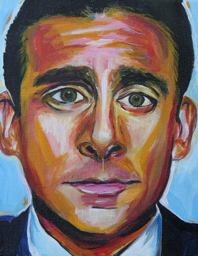 The Office Painting - Thats What She Said by Kate Fortin
