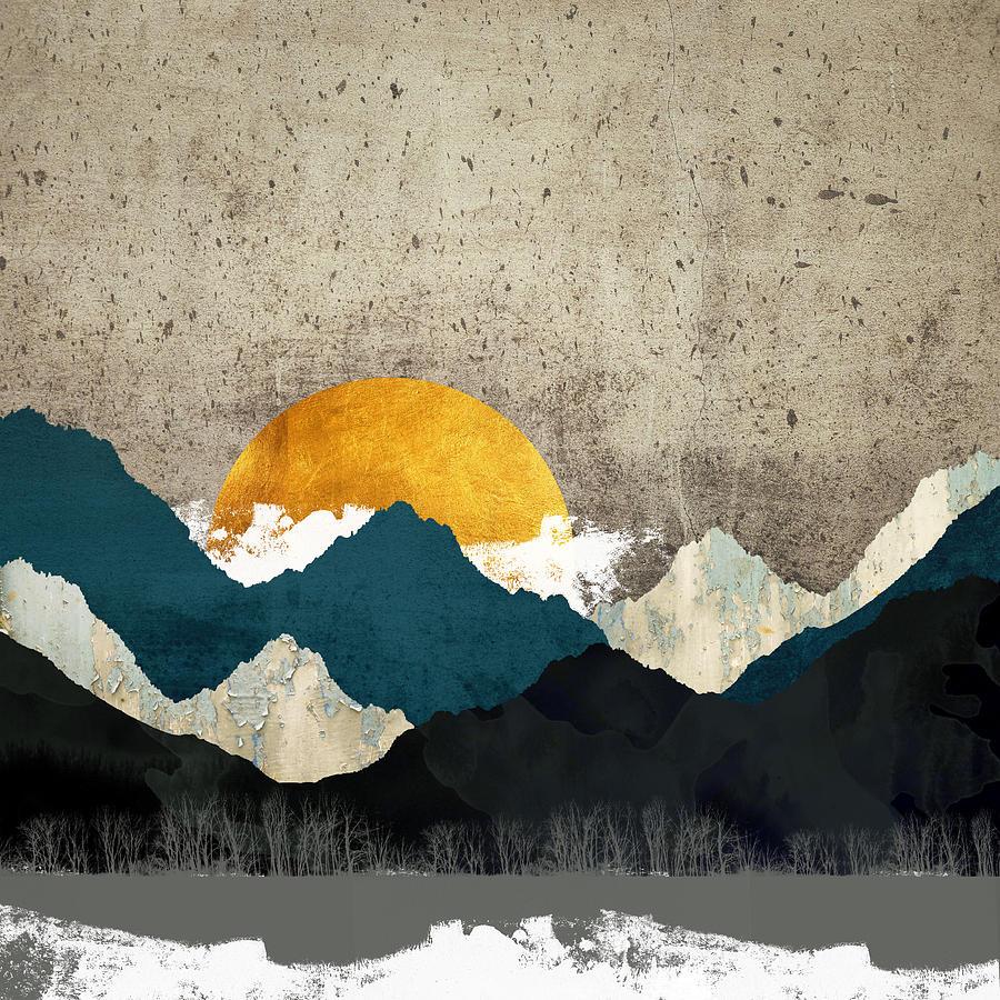 Thaw Digital Art - Thaw by Katherine Smit