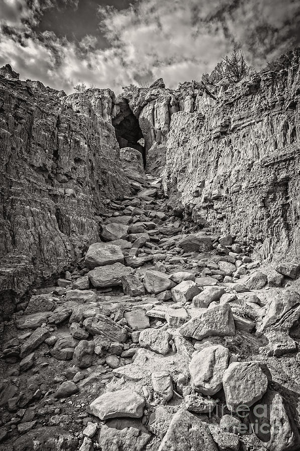Adventure Photograph - The 23rd Psalm by Charles Dobbs