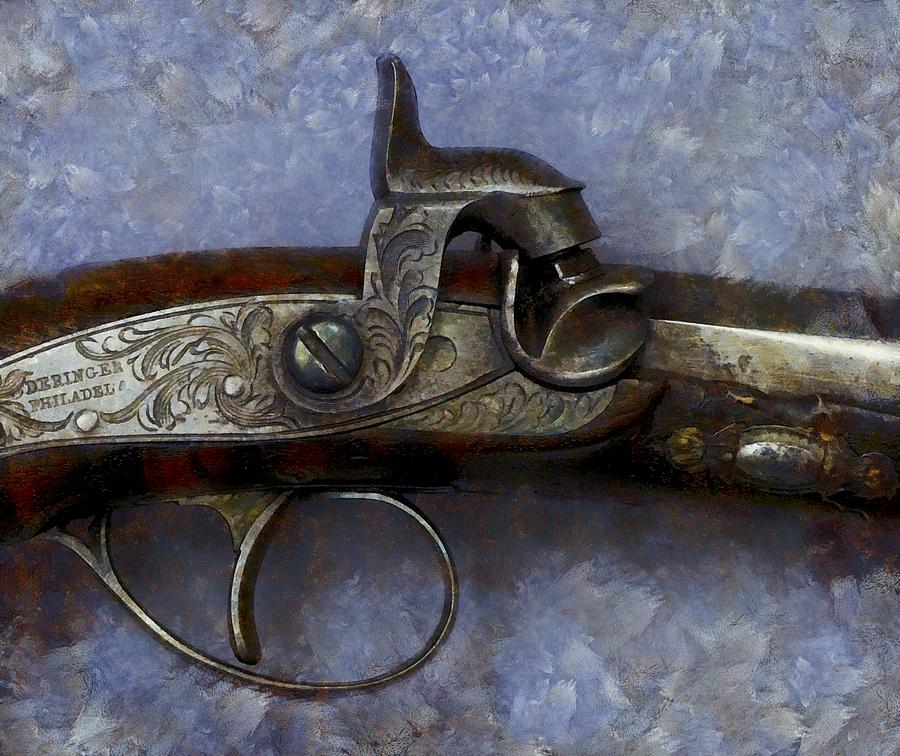 Assassination Of Abraham Lincoln Gun