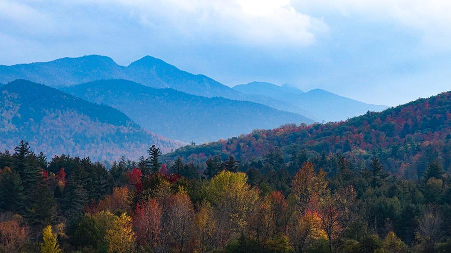 The Adirondacks  Photograph by Kendall McKernon