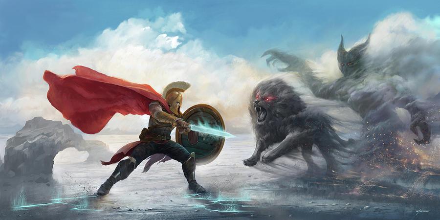 The Adversary by Steve Goad