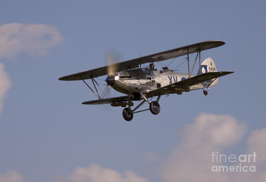 Airshow Photograph - The Aircraft by Angel Ciesniarska