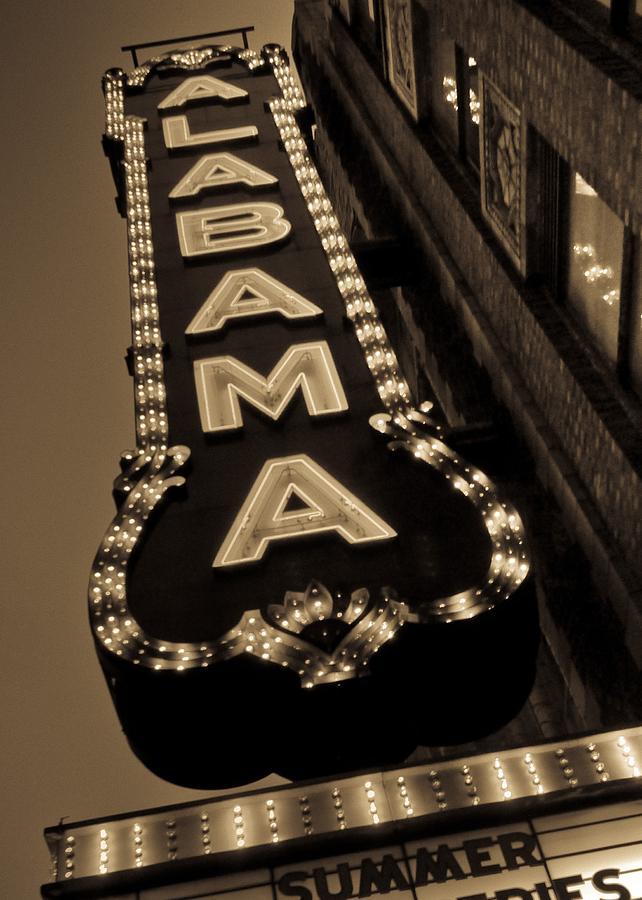 The Alabama by Just Birmingham