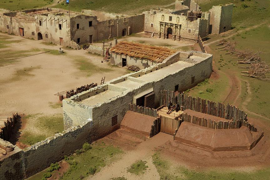 Alamo Buildings