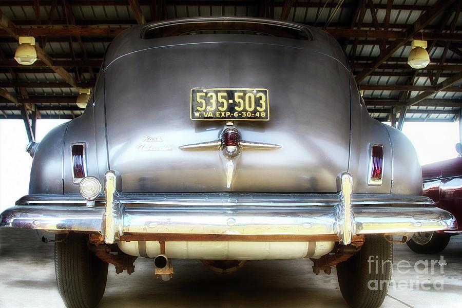 Cars Photograph - The Ambassador  by Steven Digman