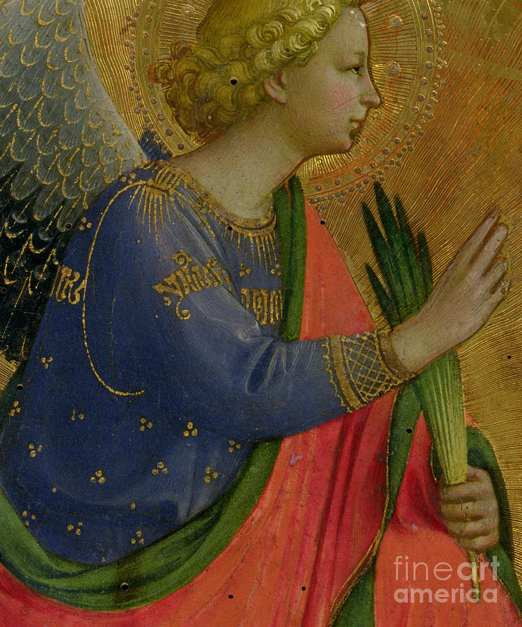 an analysis of the painting techniques in the annunciation a painting by fra angelico John white, art and architecture in italy, 1250-1400 (1966), is a masterful survey of late medieval italian art with penetrating critical essays on individual artists evelyn sandberg vavalà's two works, uffizi studies (1948) and sienese studies (1953), provide a history of florentine and sienese painting based on a close formal analysis of paintings in the.