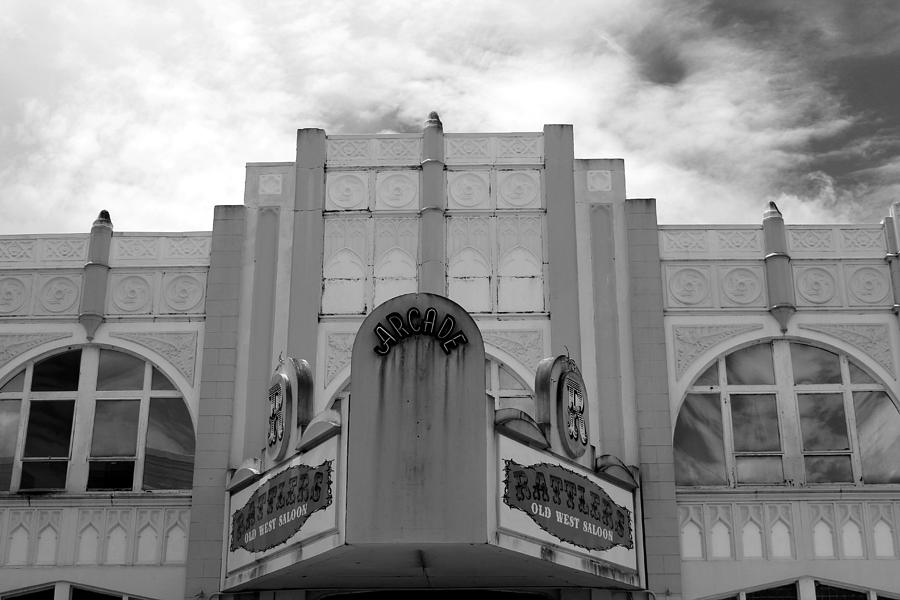 For Sale Photograph - The Arcade by Robert Wilder Jr
