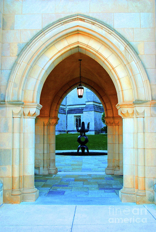 Washington Photograph - The Arch by Jost Houk