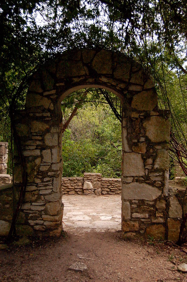 Landscape Photograph - The Arch by Siobhan Yost