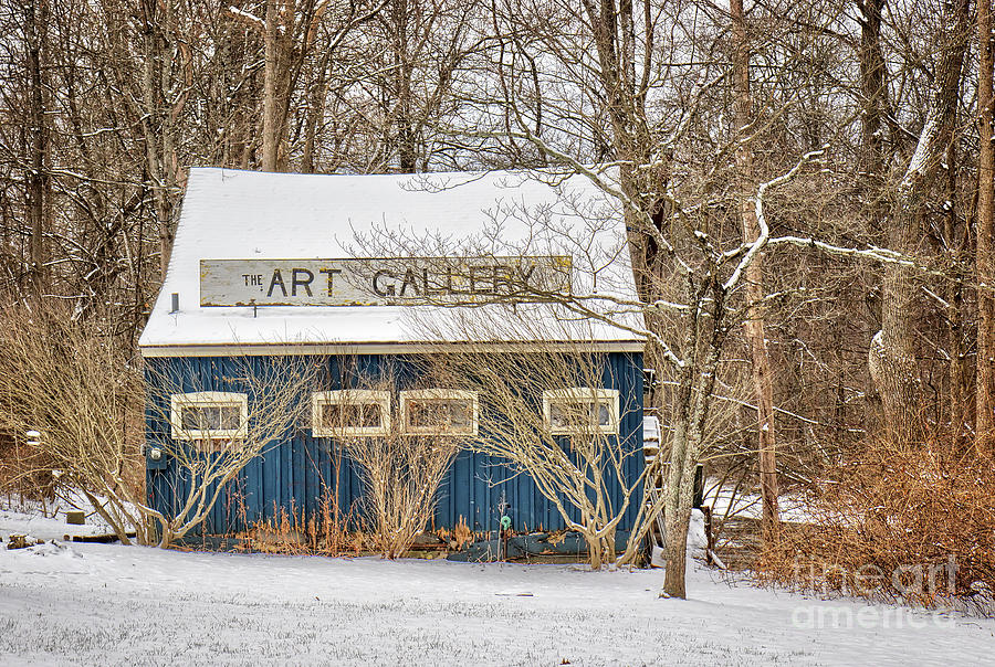 The Art Gallery by Rick Kuperberg Sr