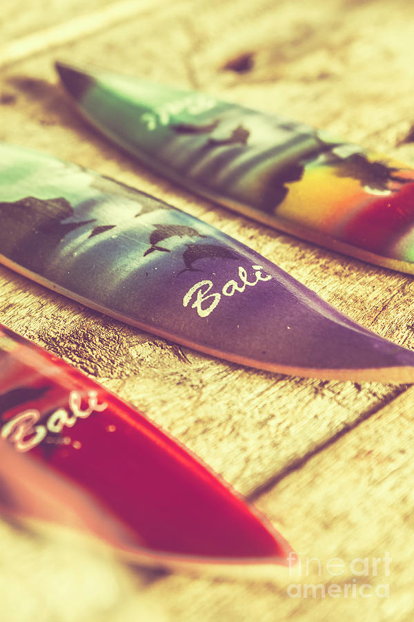 Board Photograph - The Art Of Surf by Jorgo Photography - Wall Art Gallery