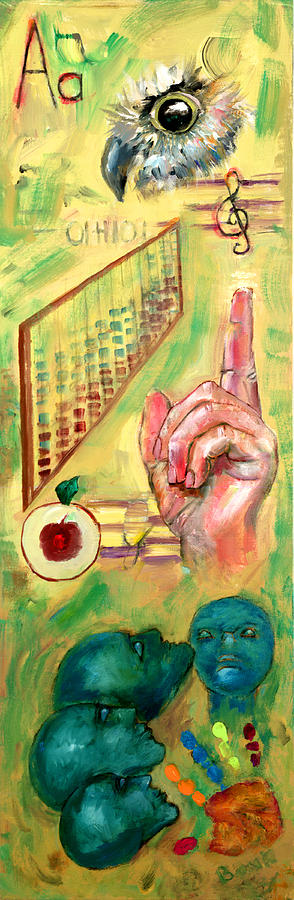The Art Of Teaching Painting by Peter Bonk