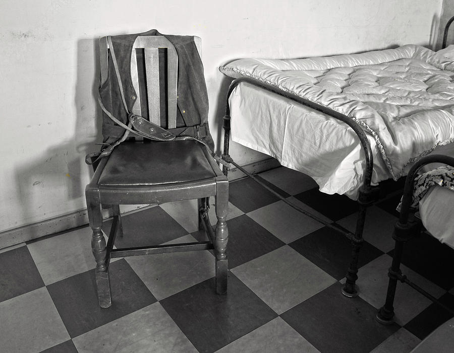 The Art of Welfare. Bed chair. by Elena Perelman