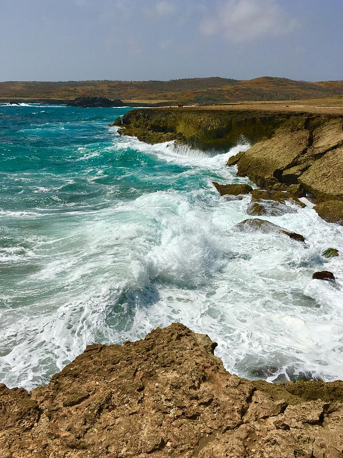 The Aruba Coast by Gary Greer