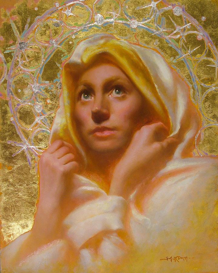 Awakening Painting - The Awakening by John Murdoch