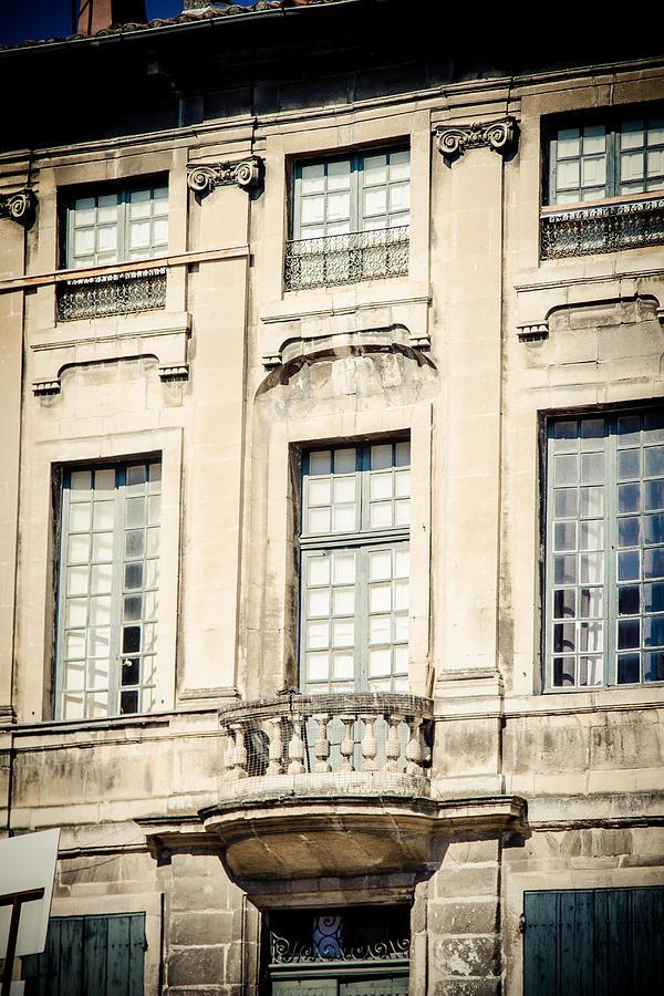 Europe Photograph - The Balcony by Jason Smith
