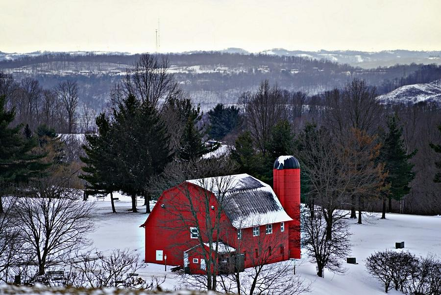 The Barn Photograph By Beau Swanson