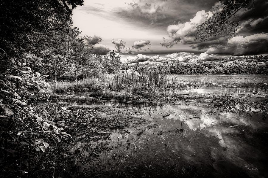 Landscape Photograph - The Basin and Snails by Bob Orsillo