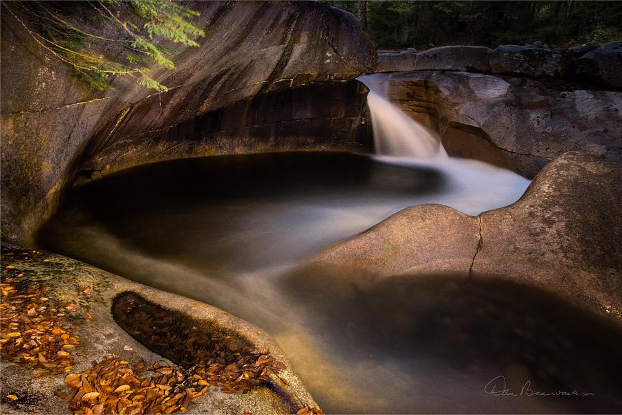 The Basin At Franconia Notch 0111 Photograph