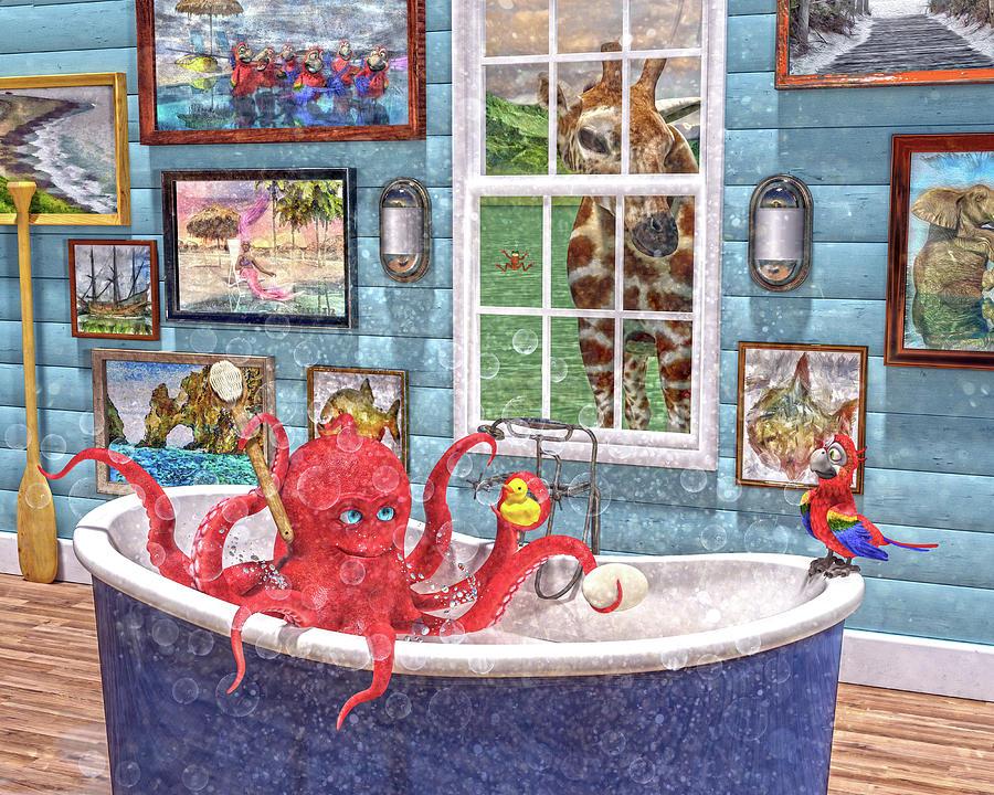 The Bath Digital Art