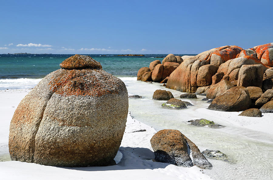 The Bay of Fires by Nicholas Blackwell