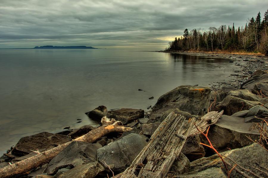 Fort William Photograph - The Bay Of Thunder by Jakub Sisak