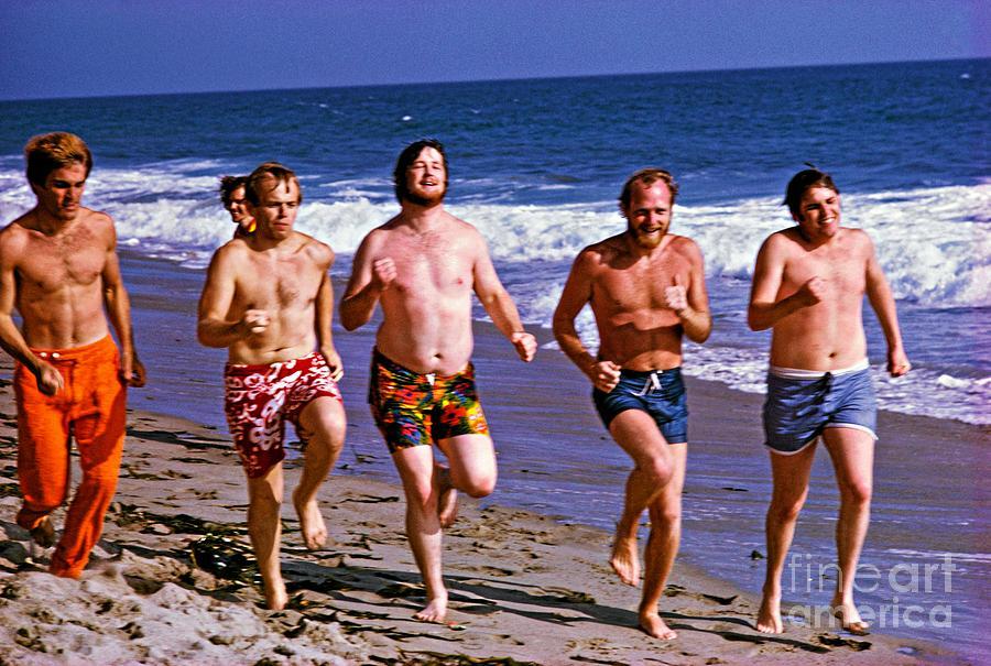 The Beach Boys On Zuma Beach, ...
