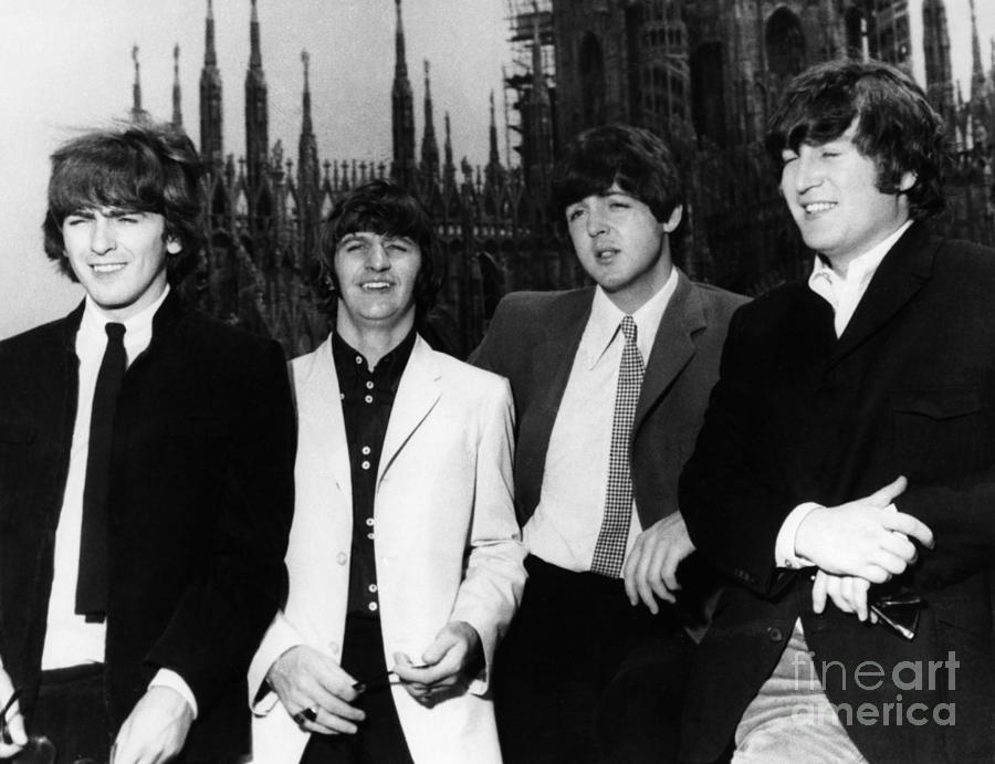 1960s Photograph - The Beatles, 1960s by Granger