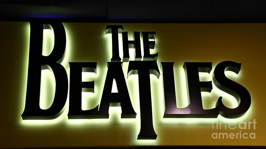Beatles Photograph - The Beatles by Douglas Sacha
