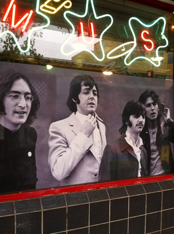 The Beatles Mus Photograph