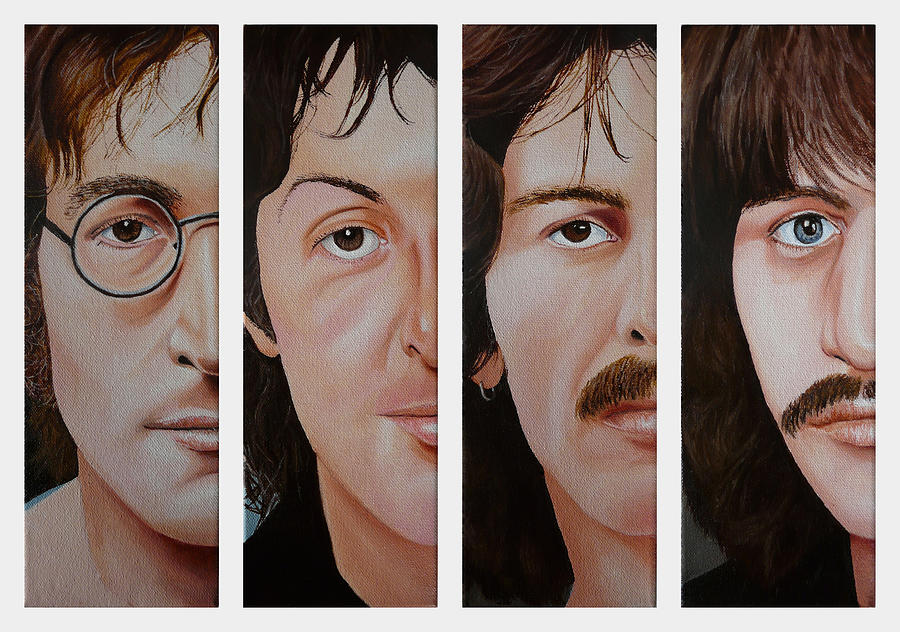 The Beatles by Vic Ritchey