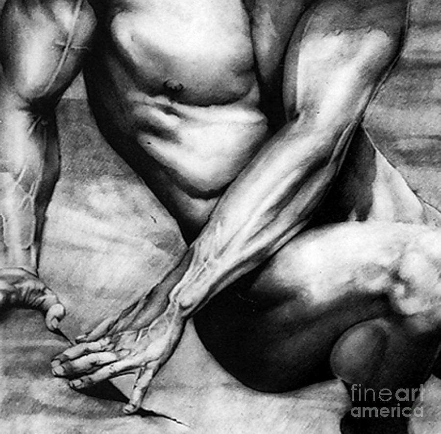 The Beauty Of A Nude Man by RjFxx at beautifullart com