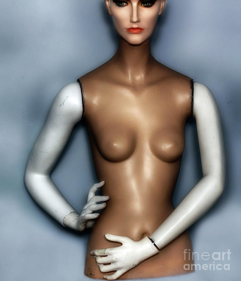 Mannequin Photograph - The Assembly   by Steven Digman