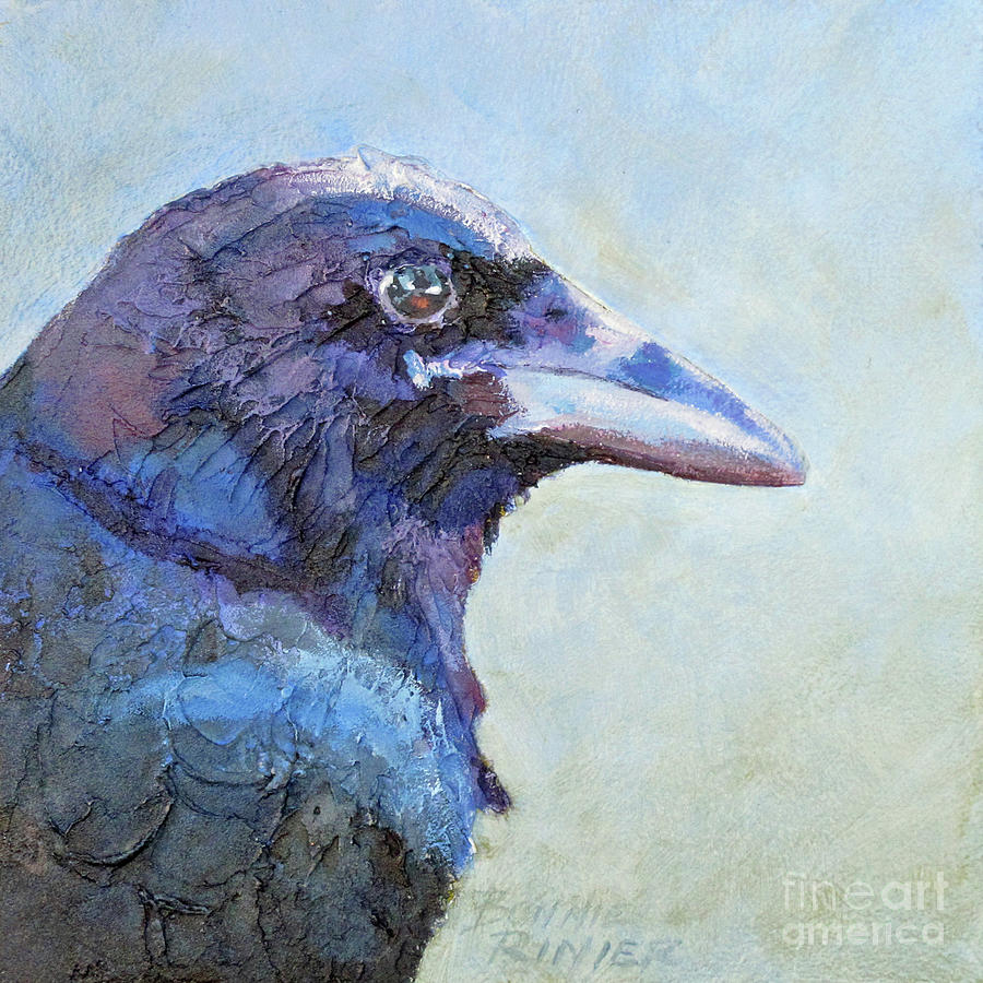 The Beneficial Crow by BONNIE RINIER