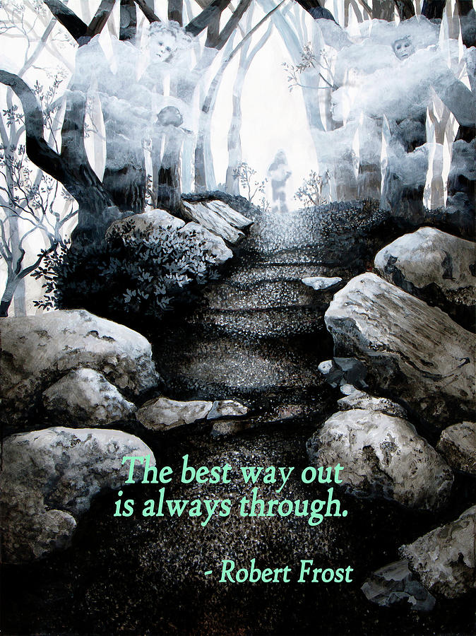 The Best Way Out by Mary Palmer